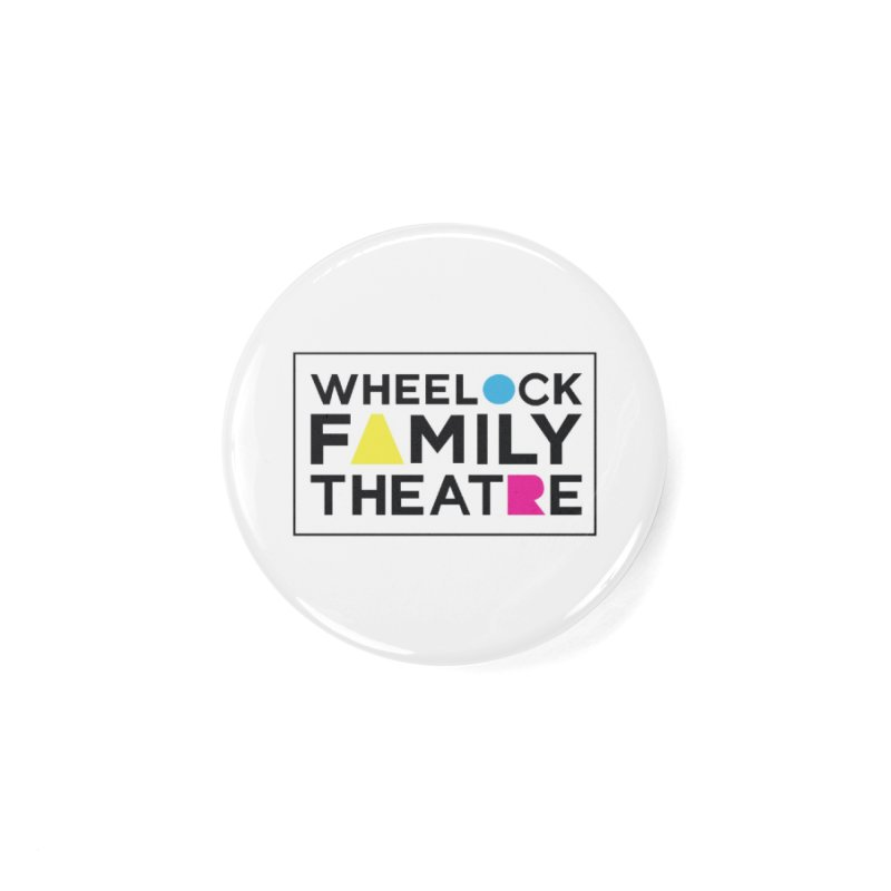 CLASSIC COLLECTION II Accessories Button by Wheelock Family Theatre Merch