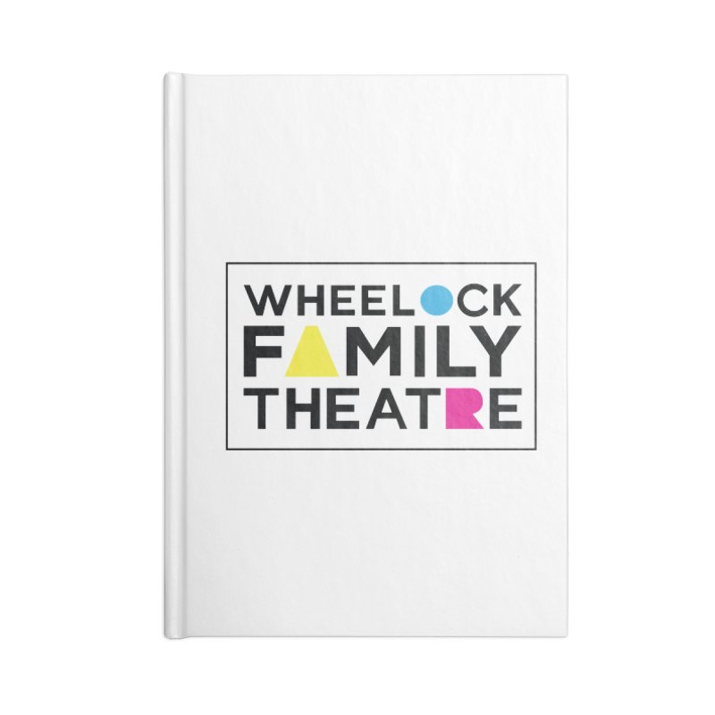 CLASSIC COLLECTION II Accessories Notebook by Wheelock Family Theatre Merch