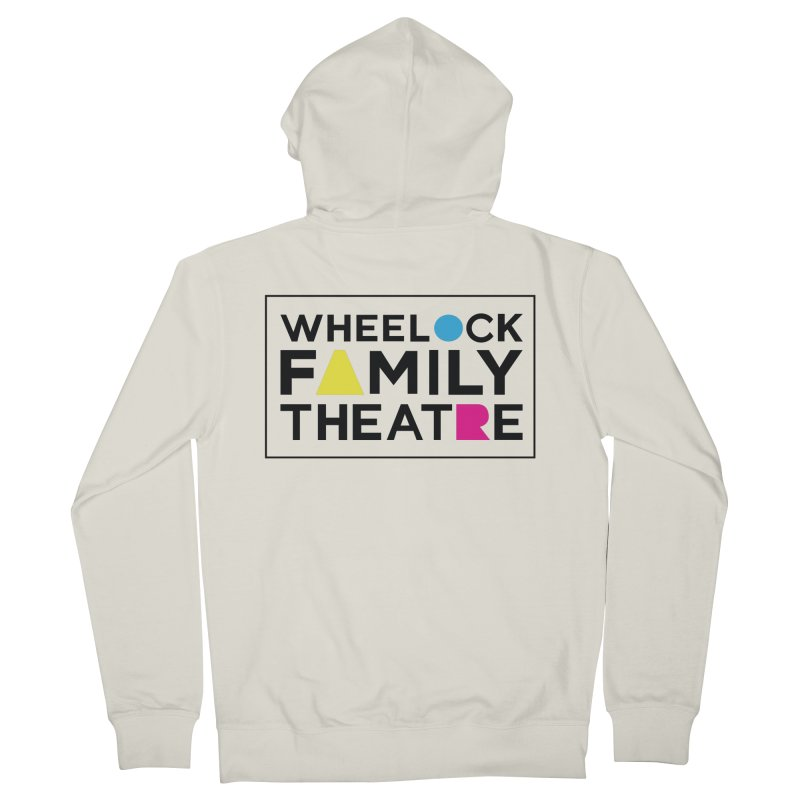 CLASSIC COLLECTION II Men's Zip-Up Hoody by Wheelock Family Theatre Merch