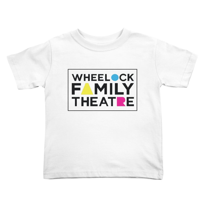 CLASSIC COLLECTION II Kids Toddler T-Shirt by Wheelock Family Theatre Merch