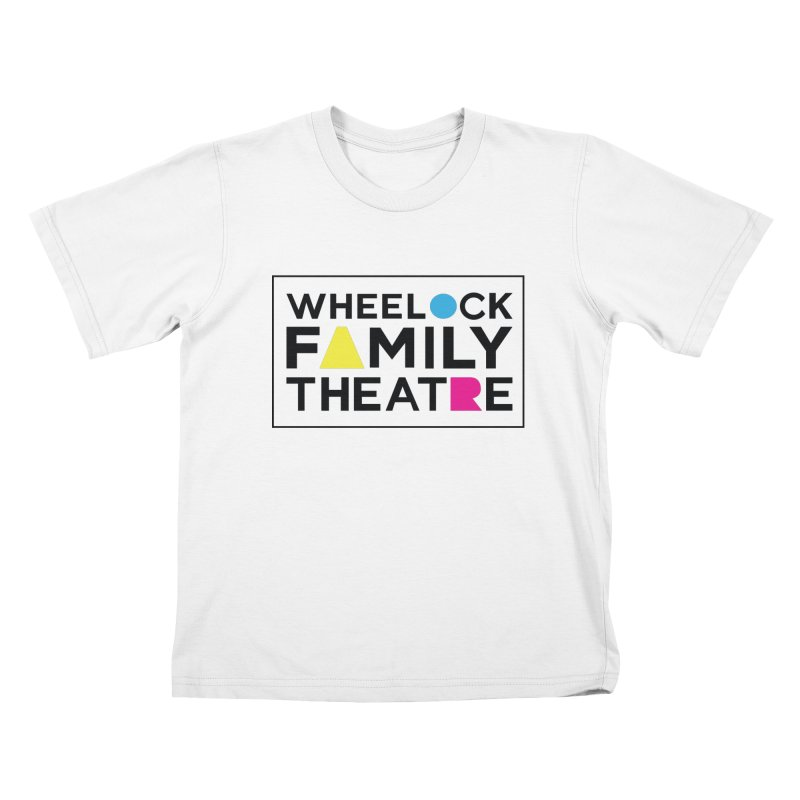 CLASSIC COLLECTION II Kids T-Shirt by Wheelock Family Theatre Merch