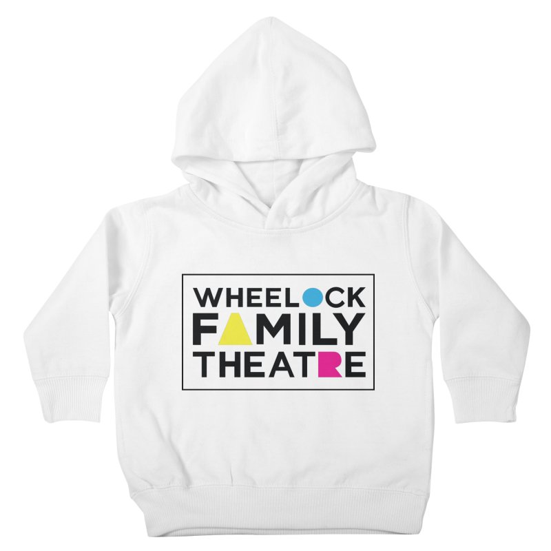CLASSIC COLLECTION II Kids Toddler Pullover Hoody by Wheelock Family Theatre Merch