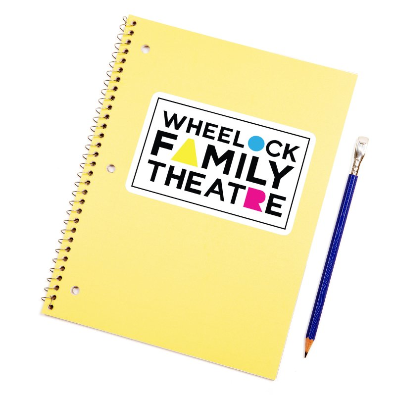 CLASSIC COLLECTION II Accessories Sticker by Wheelock Family Theatre Merch
