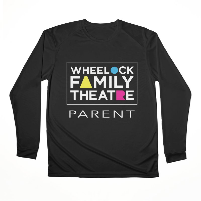 PARENT COLLECTION Women's Longsleeve T-Shirt by Wheelock Family Theatre Merch