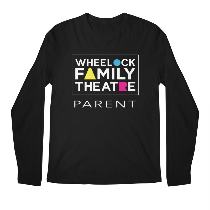 PARENT COLLECTION Men's Longsleeve T-Shirt by Wheelock Family Theatre Merch