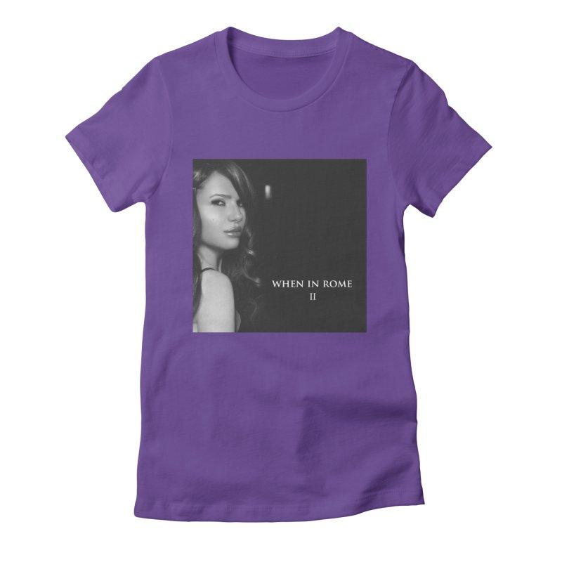 When In Rome II Album Art Women's T-Shirt by When In Rome II's Shop