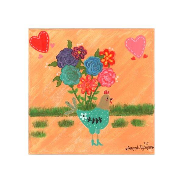 image for Henrietta the High Heeled Hen