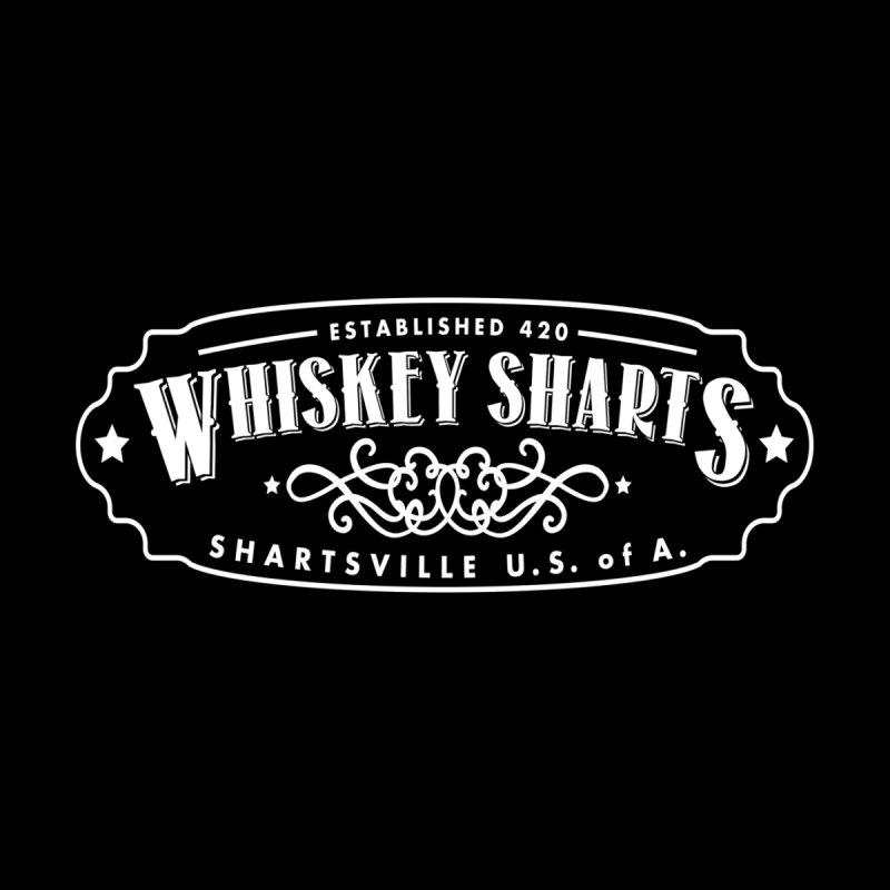Whiskey Sharts Brand Logo Clean by Grab Yer Shit N' Git