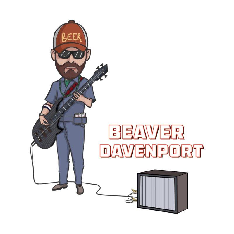 Cartoon Beaver by Grab Yer Shit N' Git