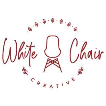 whitechaircreative's Artist Shop Logo