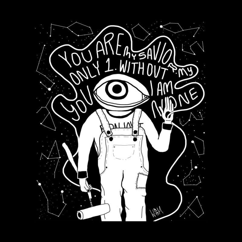 Saviour Men's T-Shirt by whiteowlmystic's Artist Shop