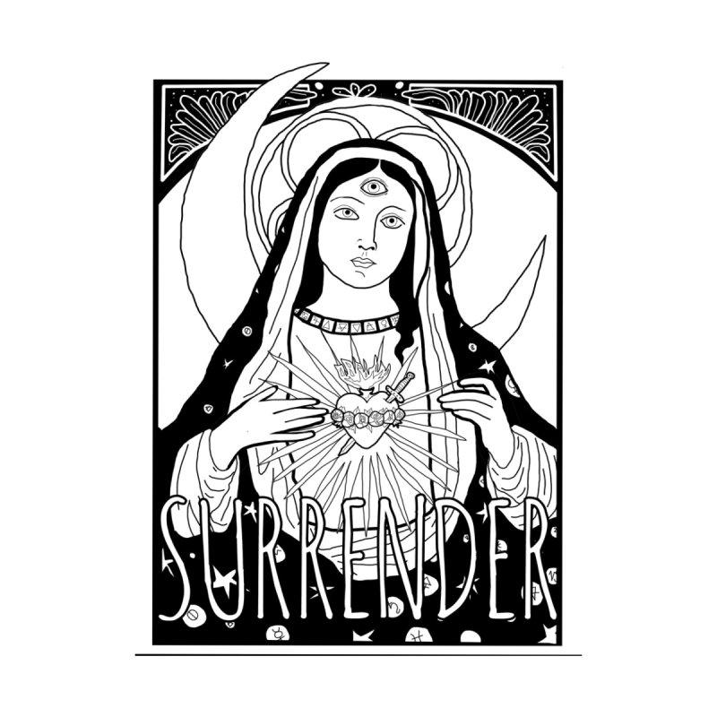 Surrender Women's Sweatshirt by whiteowlmystic's Artist Shop