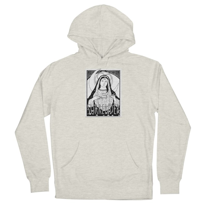 Surrender Women's Pullover Hoody by whiteowlmystic's Artist Shop