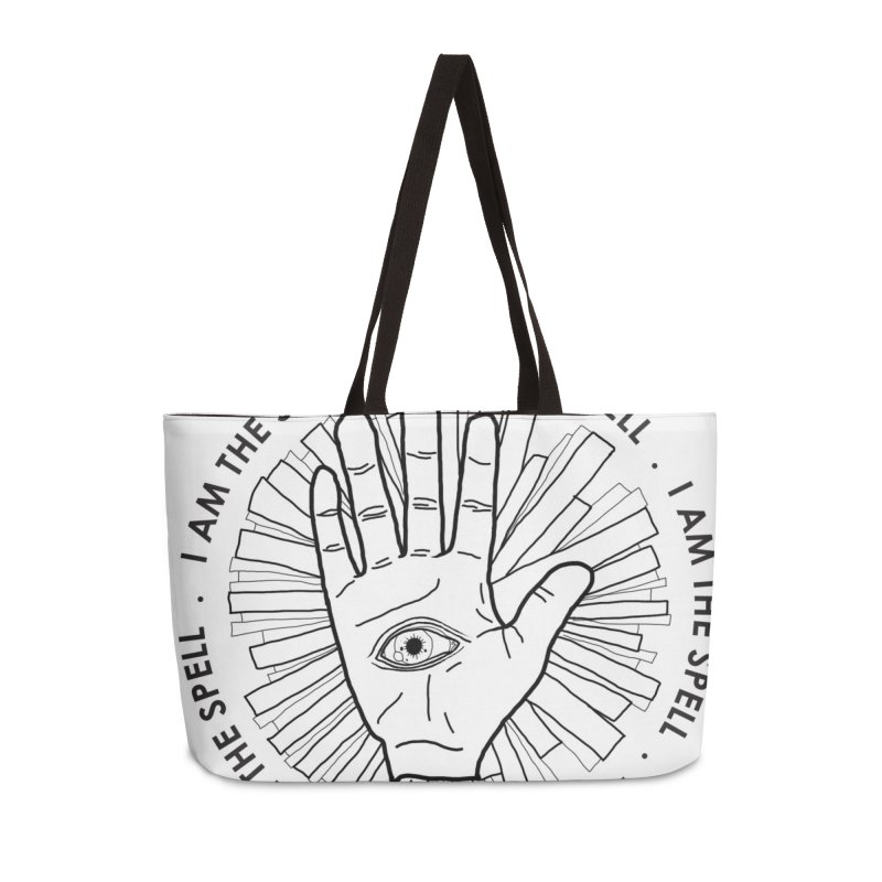 I Am the Spell Accessories Bag by whiteowlmystic's Artist Shop