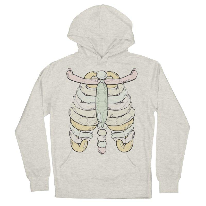 Bubble Guts Men's Pullover Hoody by whiterabbitsays's Artist Shop