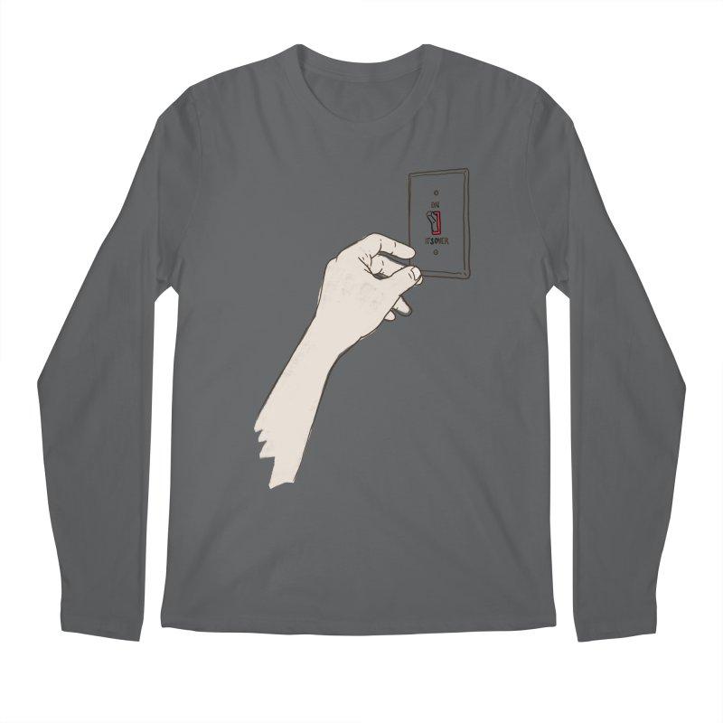 The Switch Men's Longsleeve T-Shirt by whiterabbitsays's Artist Shop