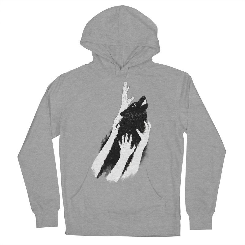 Wolves Of Paris Women's Pullover Hoody by whiterabbitsays's Artist Shop