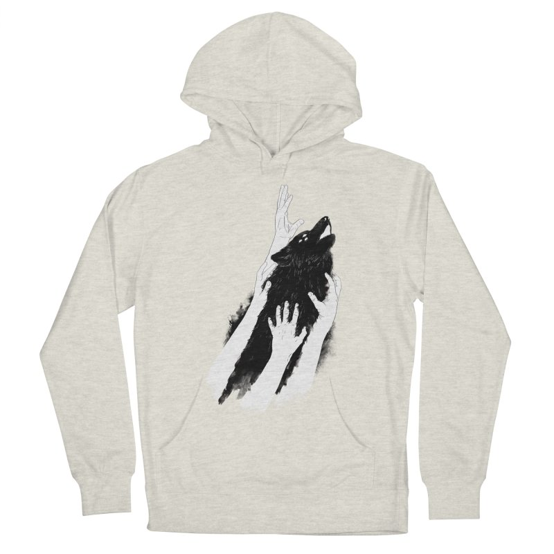 Wolves Of Paris Men's Pullover Hoody by whiterabbitsays's Artist Shop