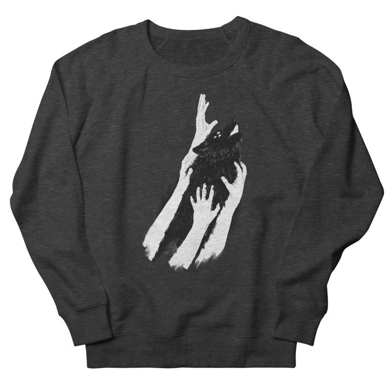 Wolves Of Paris Women's Sweatshirt by whiterabbitsays's Artist Shop