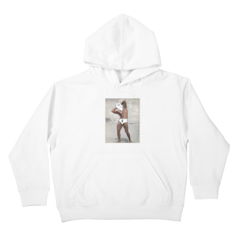 Knucklehead Kids Pullover Hoody by whiterabbitsays's Artist Shop