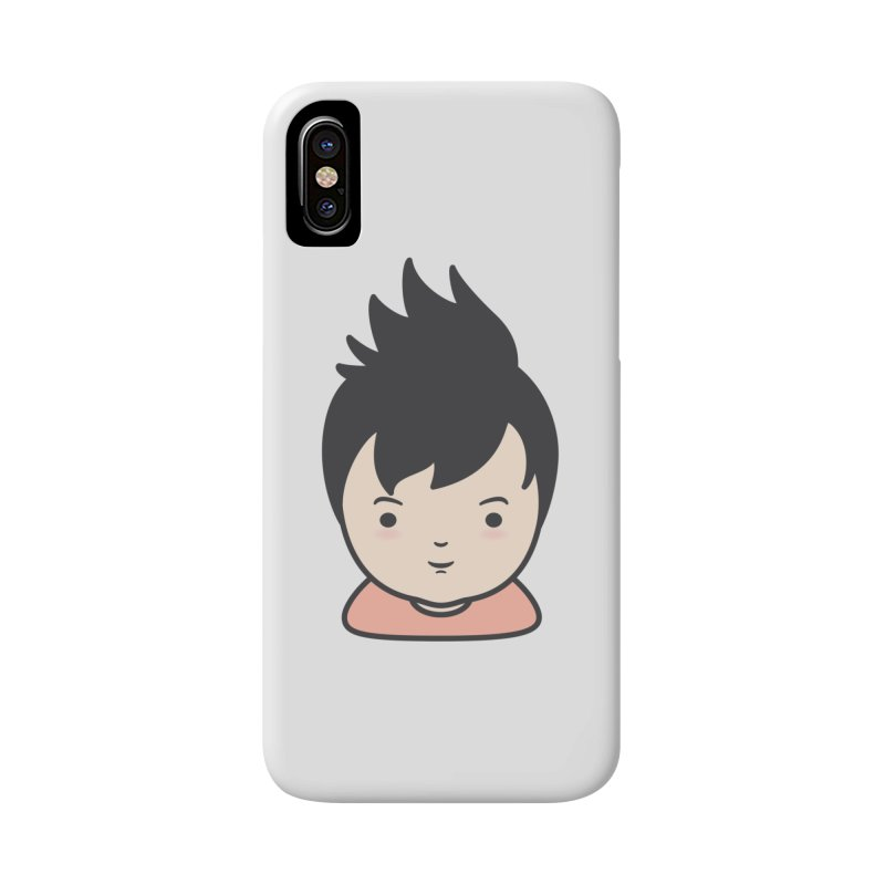 Baobao Accessories Phone Case by Whitewater's Artist Shop