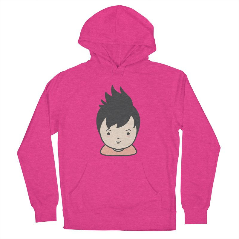 Baobao Women's Pullover Hoody by Whitewater's Artist Shop