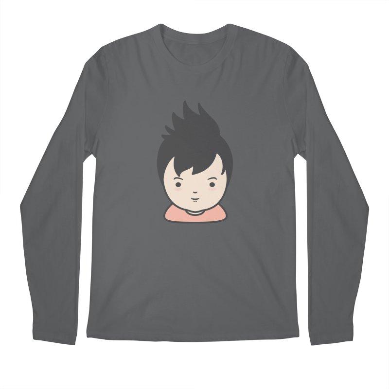 Baobao Men's Regular Longsleeve T-Shirt by Whitewater's Artist Shop