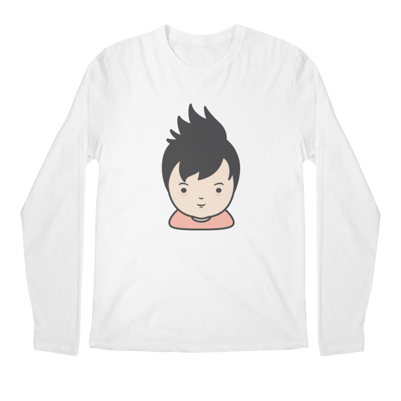 Baobao Men's Longsleeve T-Shirt by Whitewater's Artist Shop