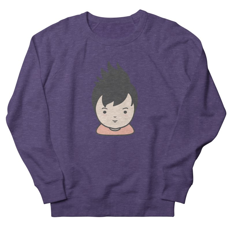 Baobao Women's French Terry Sweatshirt by Whitewater's Artist Shop