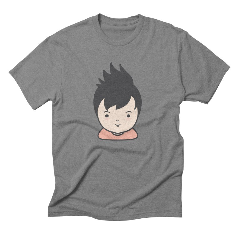 Baobao Men's Triblend T-Shirt by Whitewater's Artist Shop