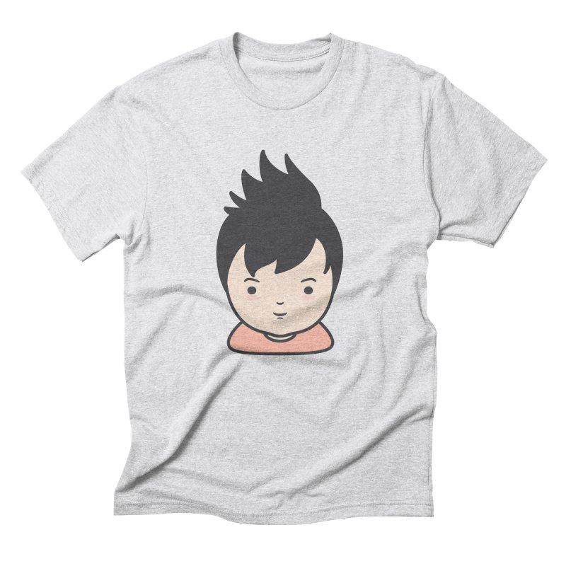 Baobao Men's Triblend T-shirt by Whitewater's Artist Shop