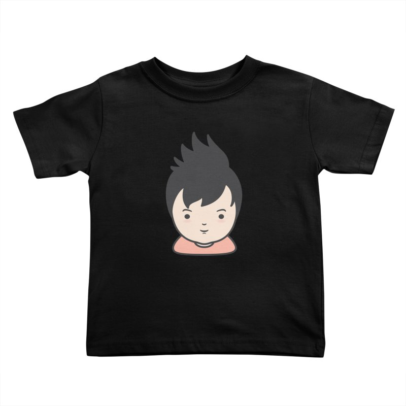 Baobao Kids Toddler T-Shirt by Whitewater's Artist Shop