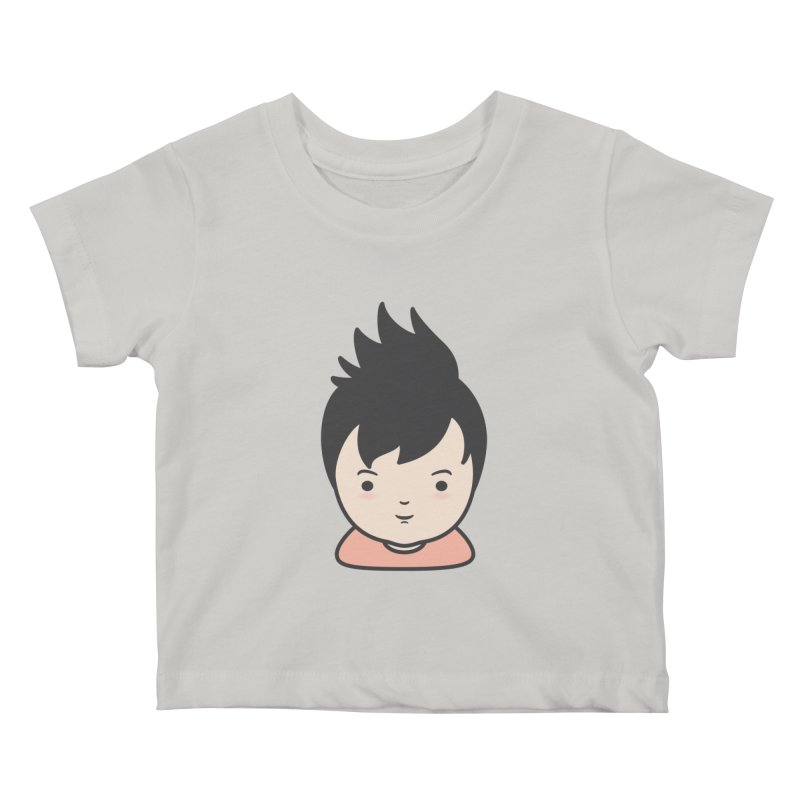 Baobao Kids Baby T-Shirt by Whitewater's Artist Shop