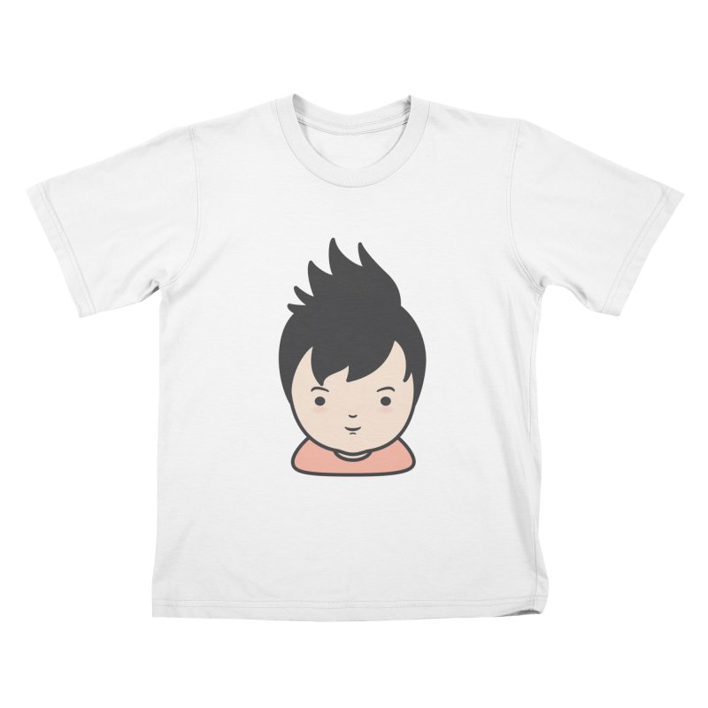 Baobao Kids T-shirt by Whitewater's Artist Shop