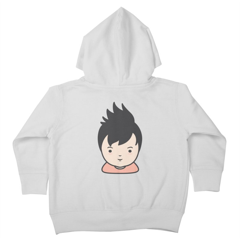 Baobao Kids Toddler Zip-Up Hoody by Whitewater's Artist Shop
