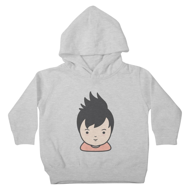 Baobao Kids Toddler Pullover Hoody by Whitewater's Artist Shop