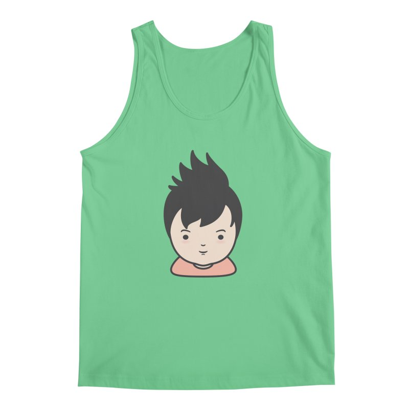 Baobao Men's Tank by Whitewater's Artist Shop