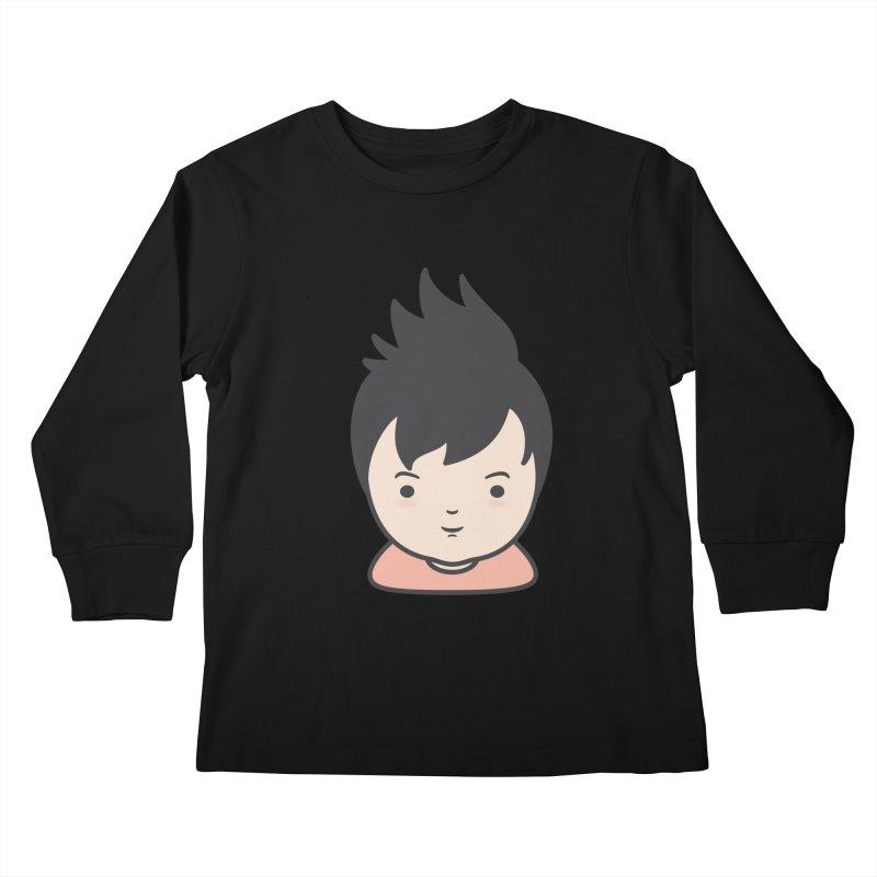 Baobao Kids Longsleeve T-Shirt by Whitewater's Artist Shop
