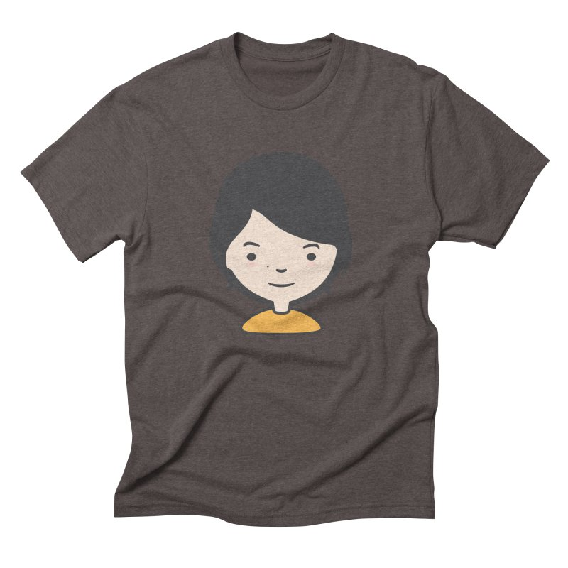 Mama Men's Triblend T-Shirt by Whitewater's Artist Shop