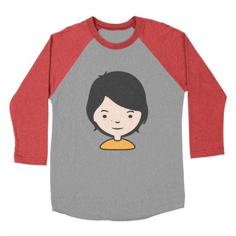 Mama Women's Baseball Triblend T-Shirt by Whitewater's Artist Shop