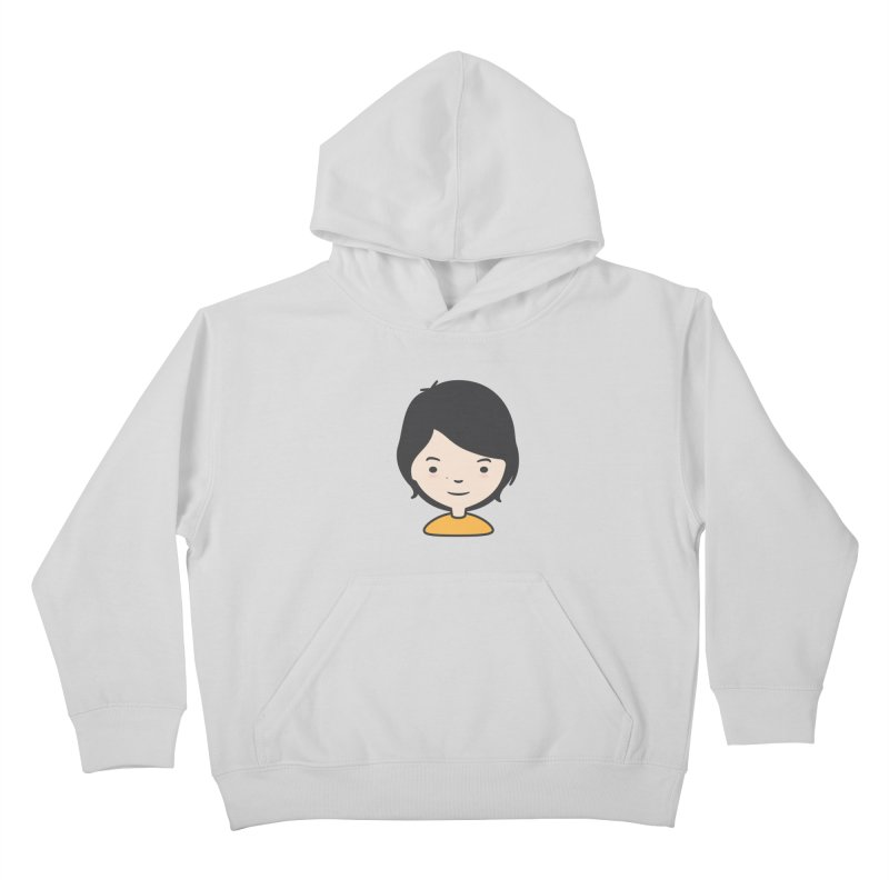 Mama Kids Pullover Hoody by Whitewater's Artist Shop