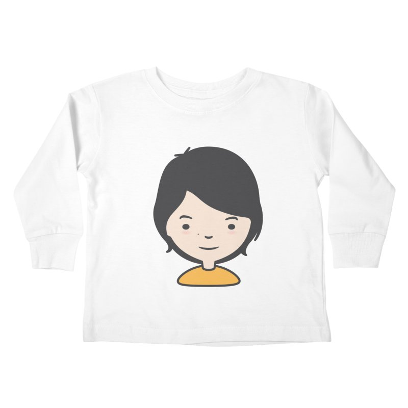 Mama Kids Toddler Longsleeve T-Shirt by Whitewater's Artist Shop