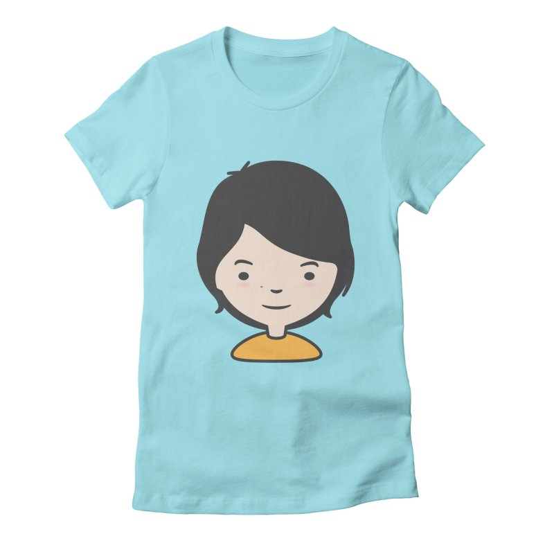 Mama Women's Fitted T-Shirt by Whitewater's Artist Shop