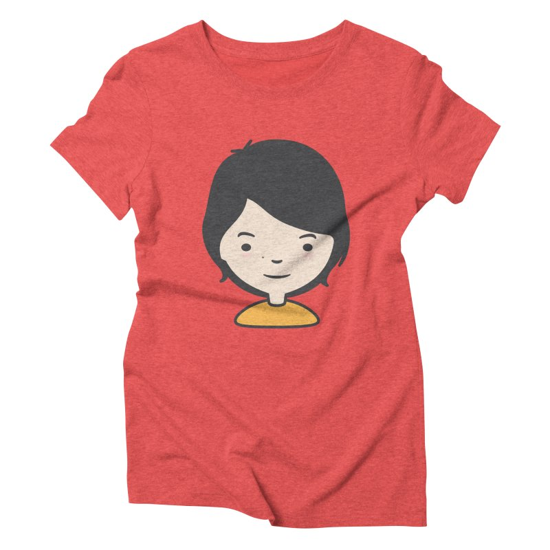 Mama Women's Triblend T-shirt by Whitewater's Artist Shop