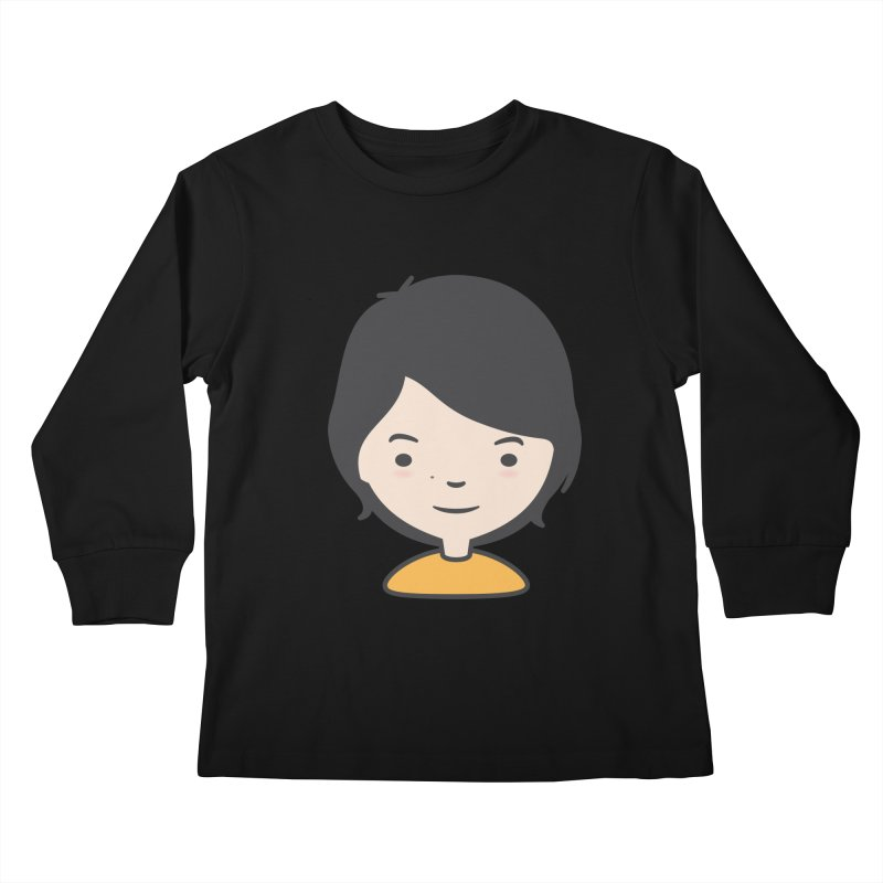 Mama Kids Longsleeve T-Shirt by Whitewater's Artist Shop