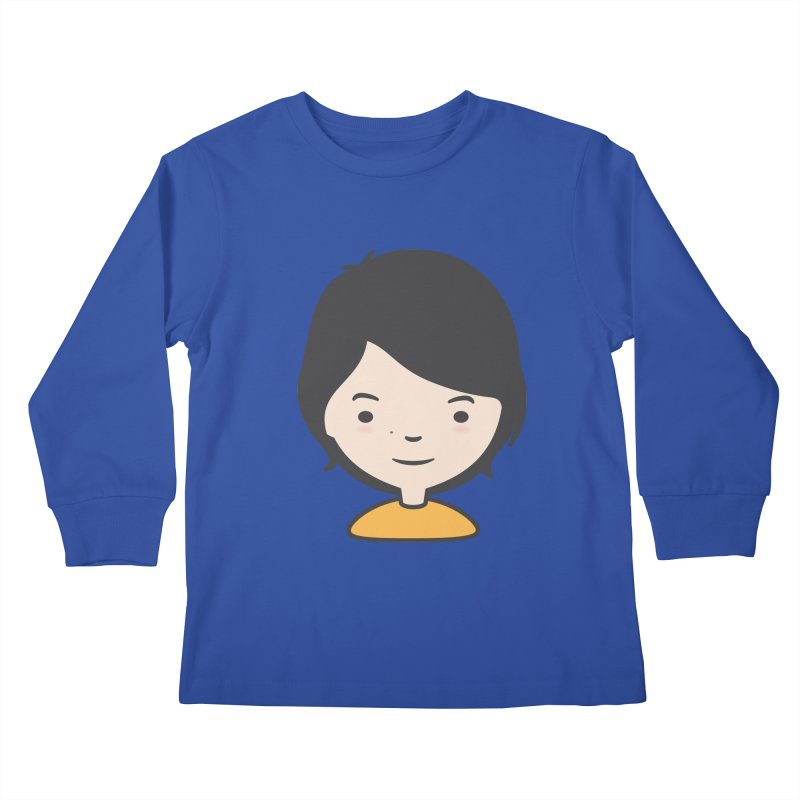 Mama Kids Longsleeve T-Shirt by Whitewater's Artist Shop