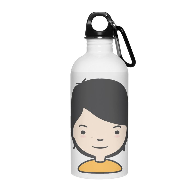 Mama Accessories Water Bottle by Whitewater's Artist Shop