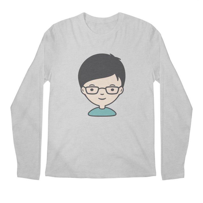 Papa Men's Regular Longsleeve T-Shirt by Whitewater's Artist Shop