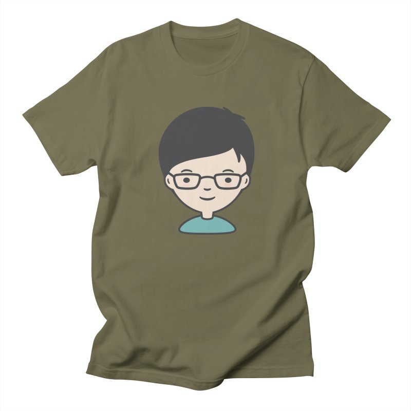 Papa Men's T-shirt by Whitewater's Artist Shop