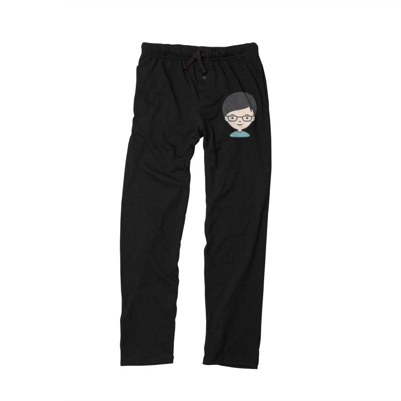 Papa Men's Lounge Pants by Whitewater's Artist Shop